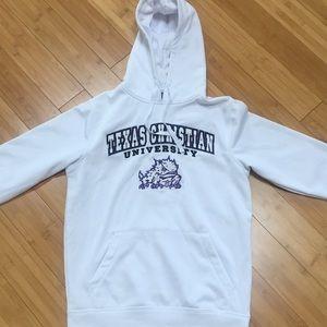 Colosseum Men's Small TCU Sweatshirt